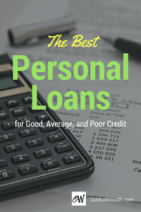 Best Personal Loans For Good Credit Bad Credit In 2018 Personal Loans Credit Debt Low Interest Personal Loans