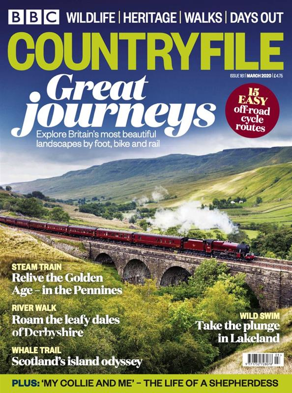 BBC Countryfile Magazine Subscription Nature Magazines
