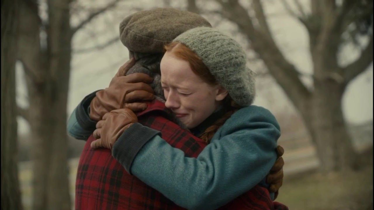 Anne With An E Season 3 Episode 3 Shirtbert Hugging Scene With
