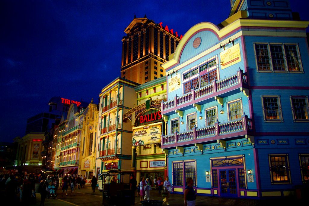 Atlantic City New Jersey Attractions Www Acboardwalkrealty Com