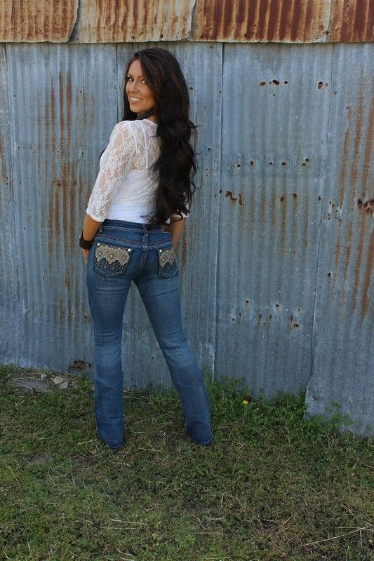 2a4b6a72034bd cowgirl boot cut embellished rhinestone jeans woman and plus size ...