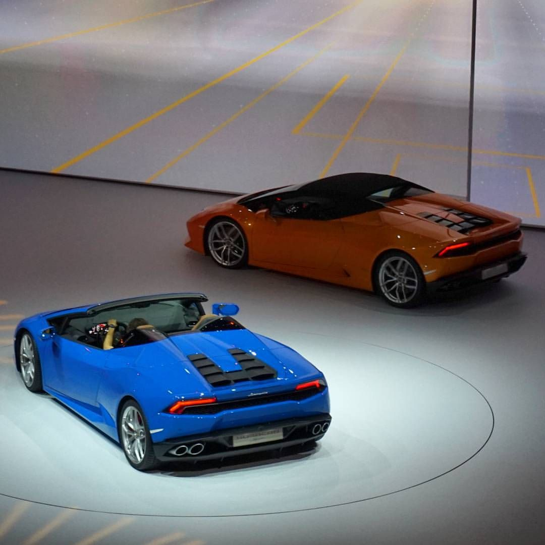 """""""The Huracan Spyder"""" (With images"""