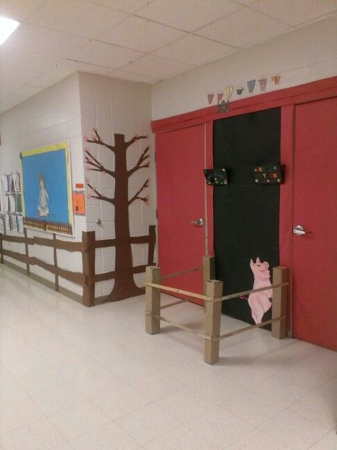 Classroom Decor Websites : I am ready for spring decorating my classroom door with