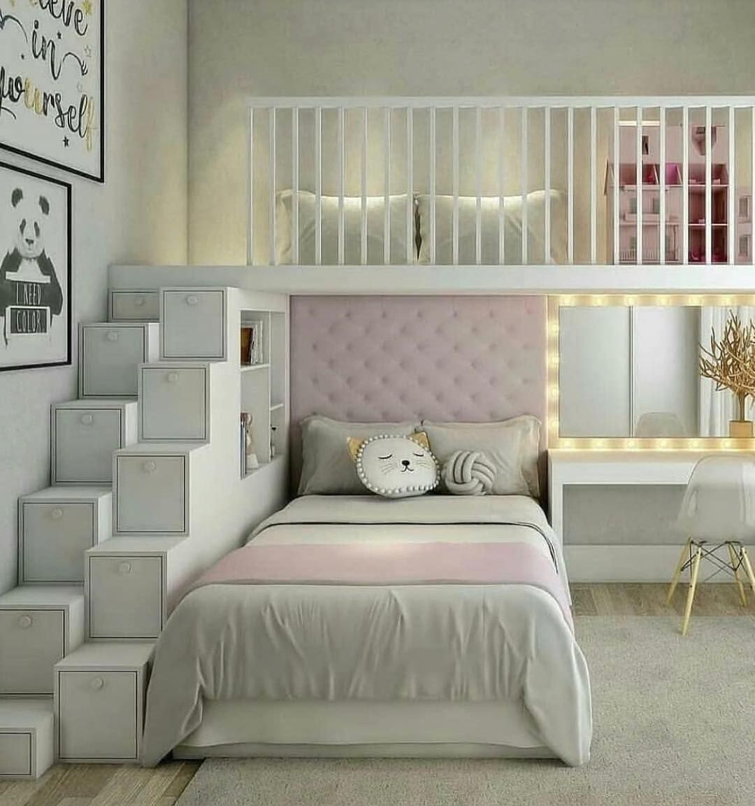 1, 2, 3, 4, 5 OR 6  Choose Your Fave Room! Tag Your Friends … is part of Girl bedroom designs - credit 1, 2, 3, 4, 5 OR 6  💕💕💕 Choose Your Fave Room! 👌 Tag Your Friends ❤️ 🔻 @curlwiz