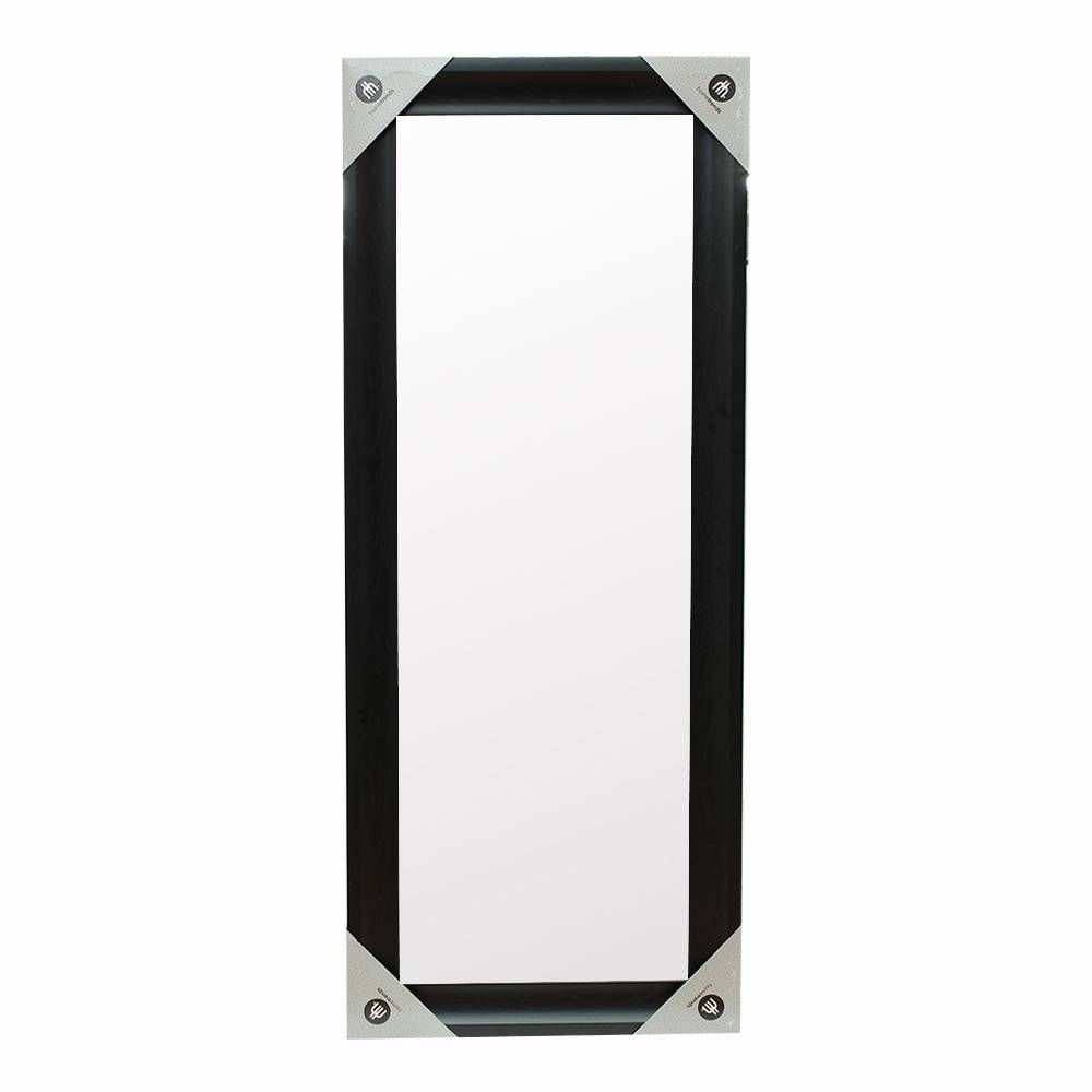Espejo de piso hometrends 170 x 70 cm negro en walmart for Espejo envejecido precio