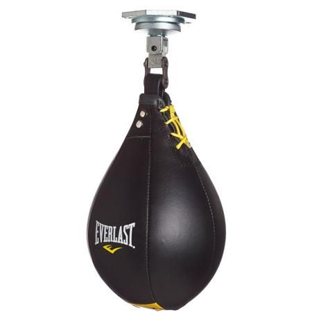 HOT 19 Elite leather boxing speed punching bag MMA top grade gym workout fitnes