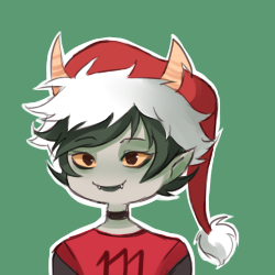 drunk Rose district, Troll Christmas icons part 1! highbloods soon ...