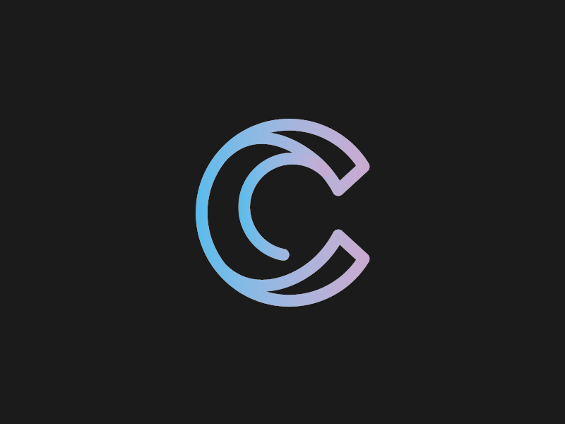 C Logo Design Inspiration Typography Fitness Logo Design Typography Logo