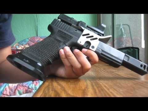 SJC Customs Glock 17 Open Gun - The Run Down - YouTube