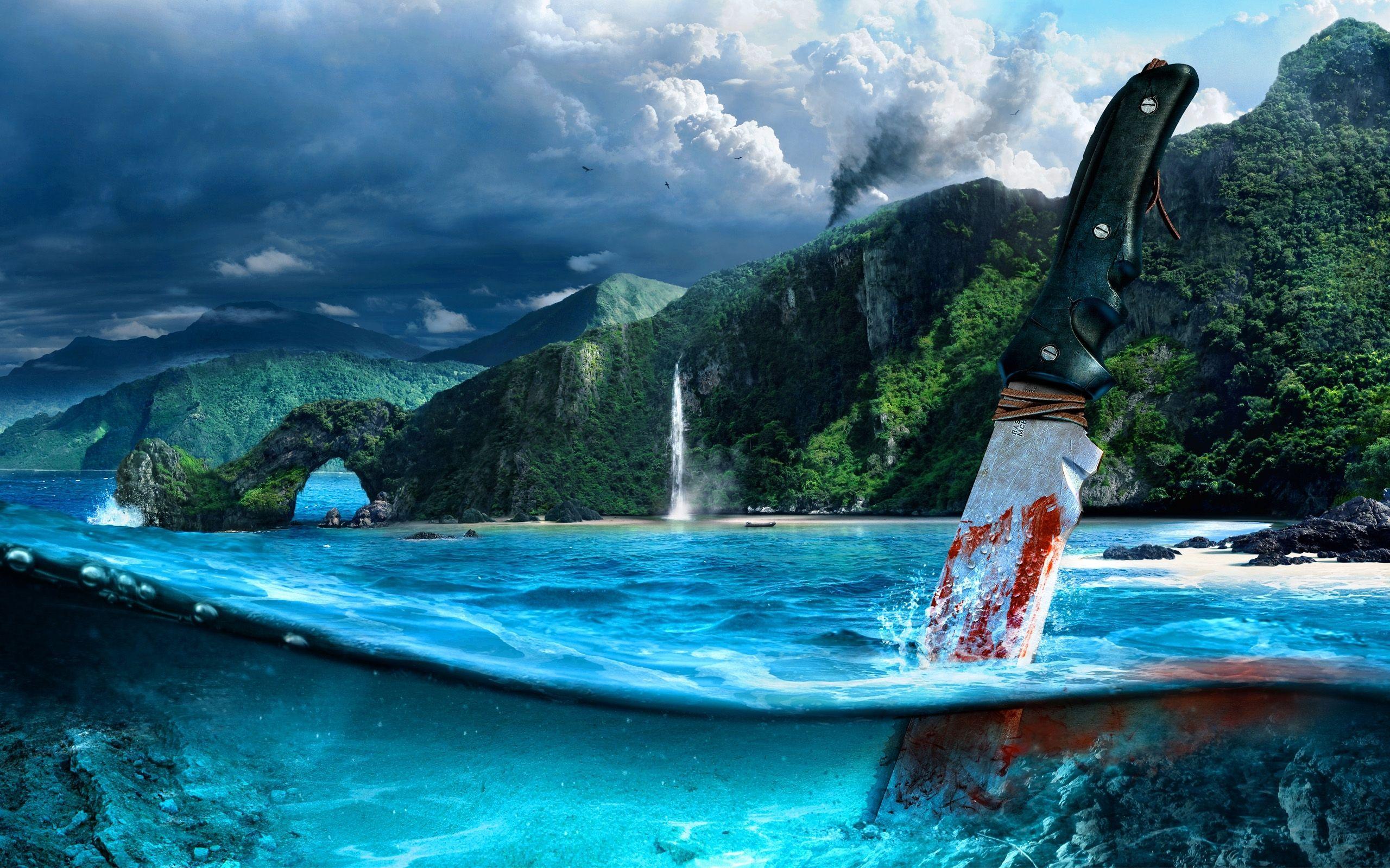 10 Top Far Cry 3 Wallpaper Full Hd 1080p For Pc Desktop Far Cry 3 Widescreen Wallpaper Backgrounds Desktop