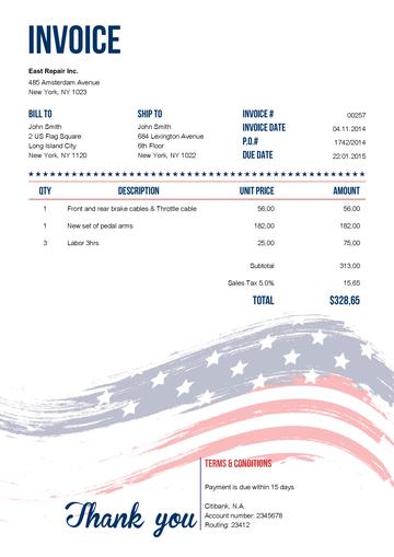 100 Free Invoice Pdf Templates Print Email Invoice Template Word Free Receipt Template Receipt Template