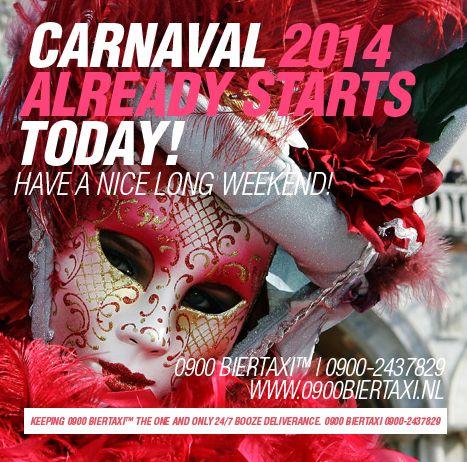 Carnaval 2014 2-4 MAART