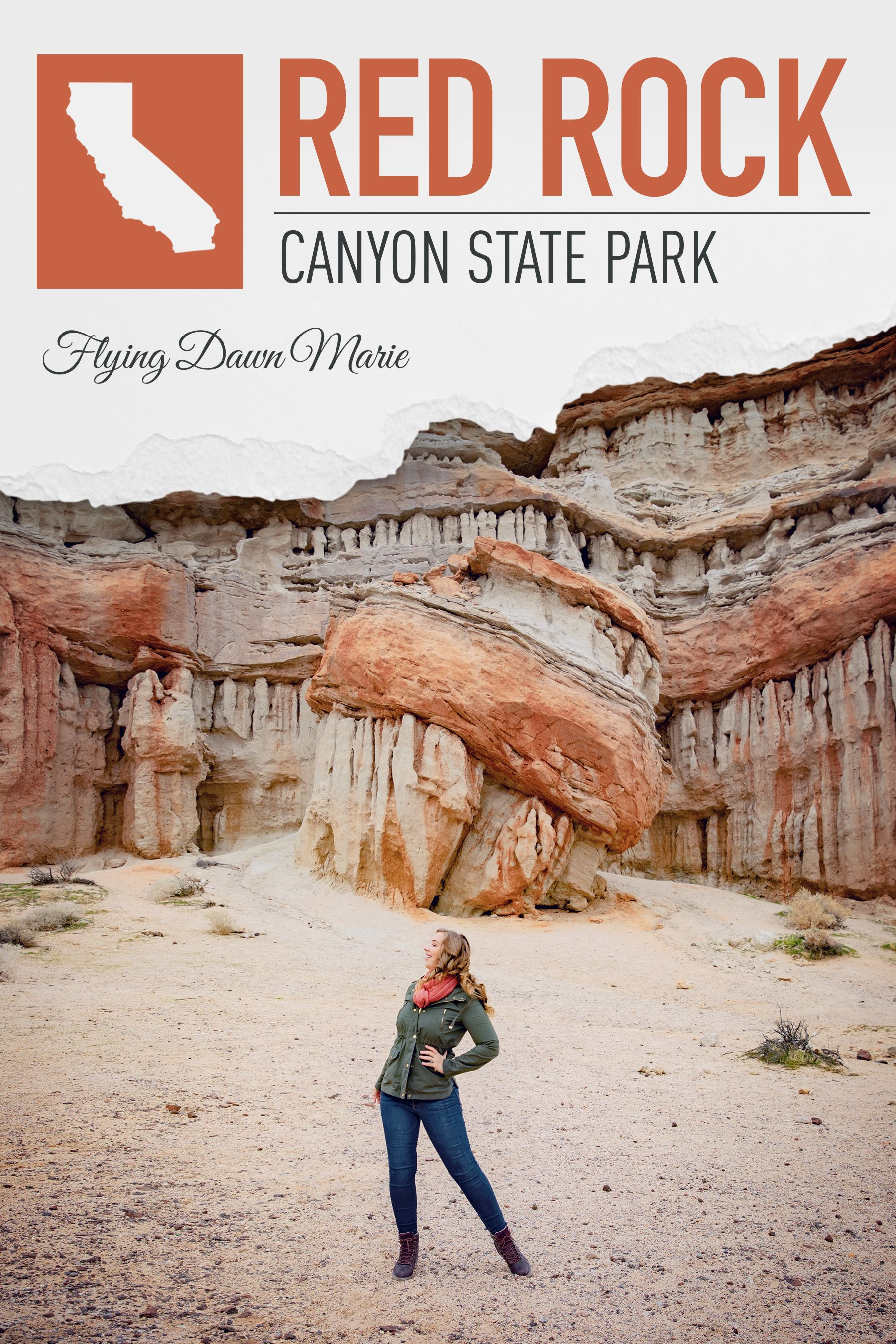Red Rock Canyon - CA's Most Underrated State Park