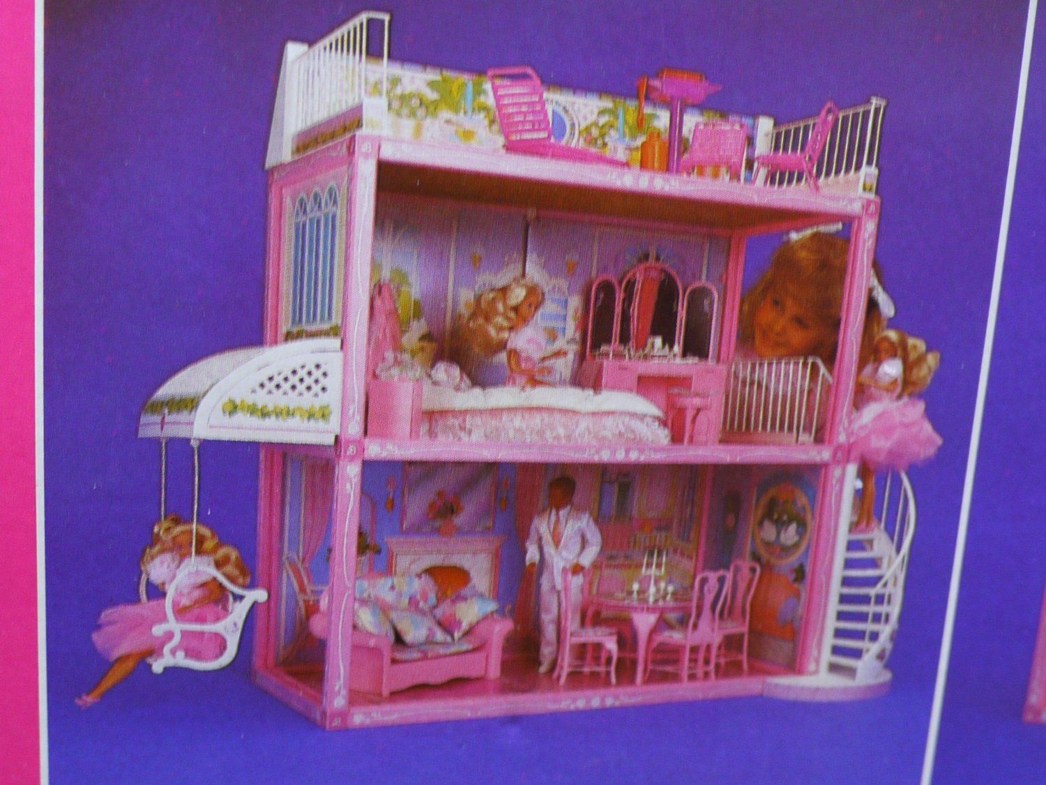 barbie dream house 90s - photo #18