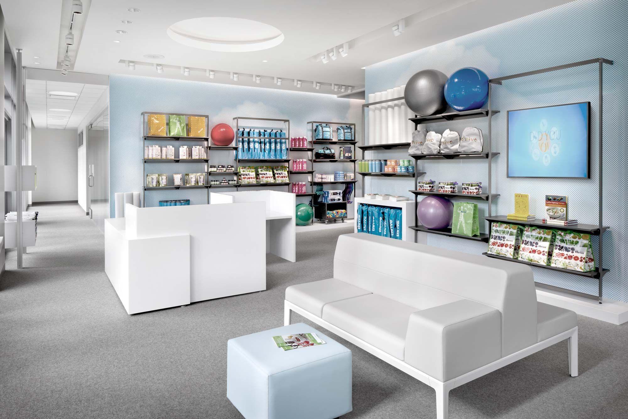 KP Healthy Living Retail — TSAO Design Group Healthy