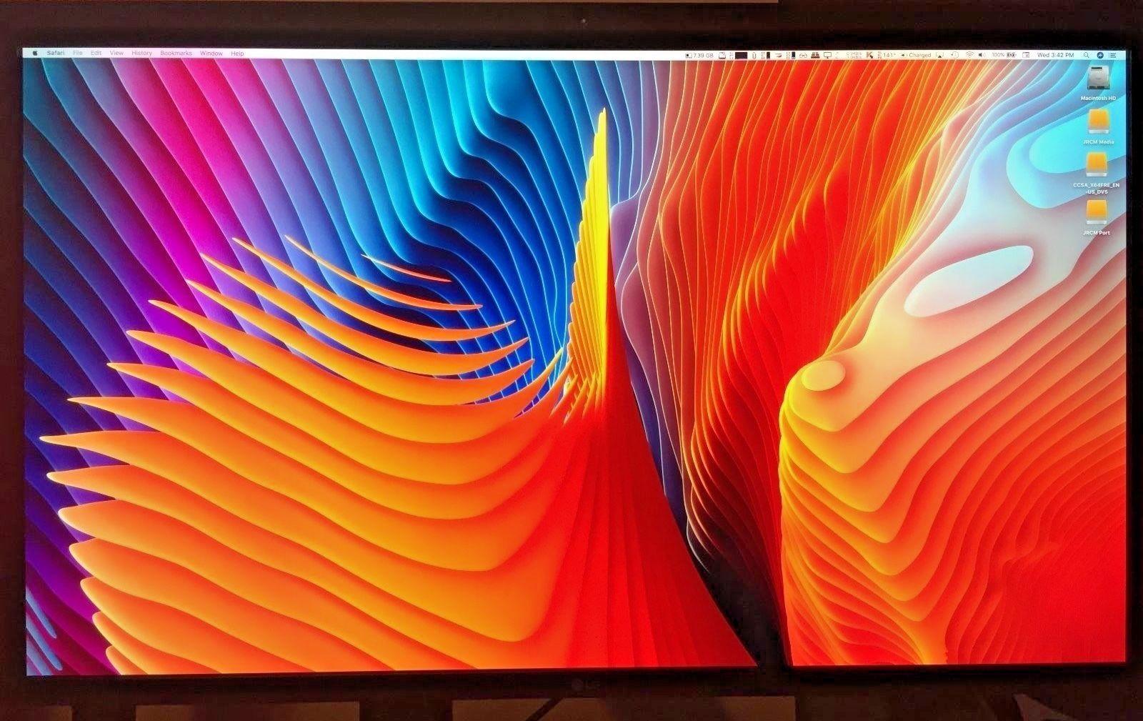 "LG UltraFine 5K 27"" IPS LED Display / Monitor"