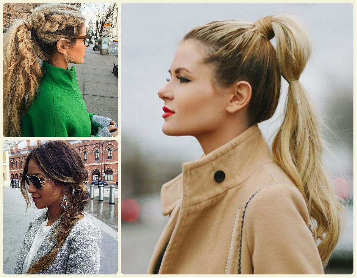 Fashion ponytail hairstyles hairstyles hairstyles