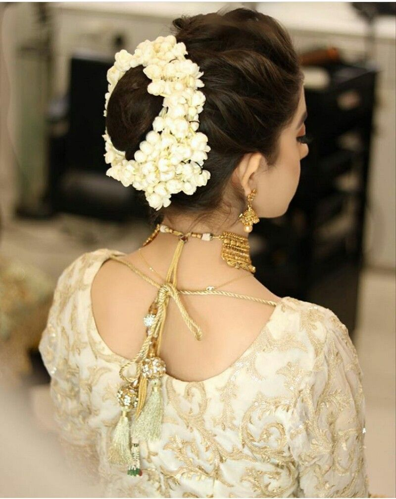 Pin By Sumaira Hamid On Hairstyles Bridal Hairdo Trendy Wedding Hairstyles Pakistani Bride Hairstyle