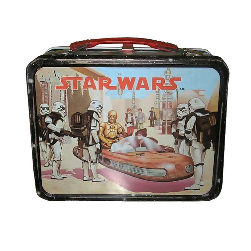MeTV Network   12 school supplies every kid in the 1970s wanted #star_wars_lunchbox