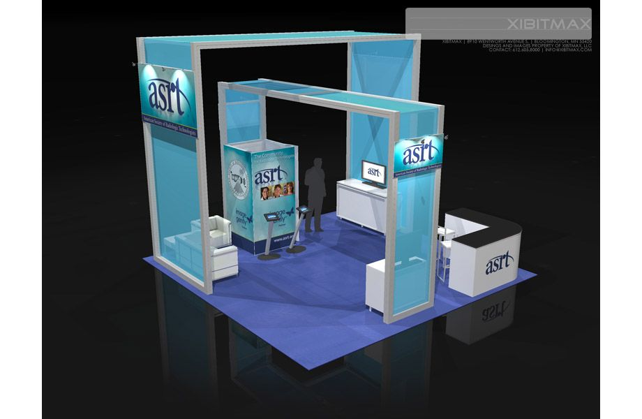 Exhibition Stand On Rent : Asrt trade show booth rental find more on