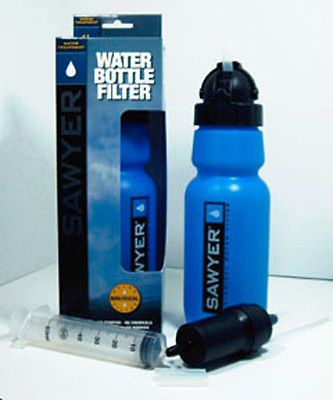 Sawyer Personal Water Filter Bottle Sp140 Outdoor Sports