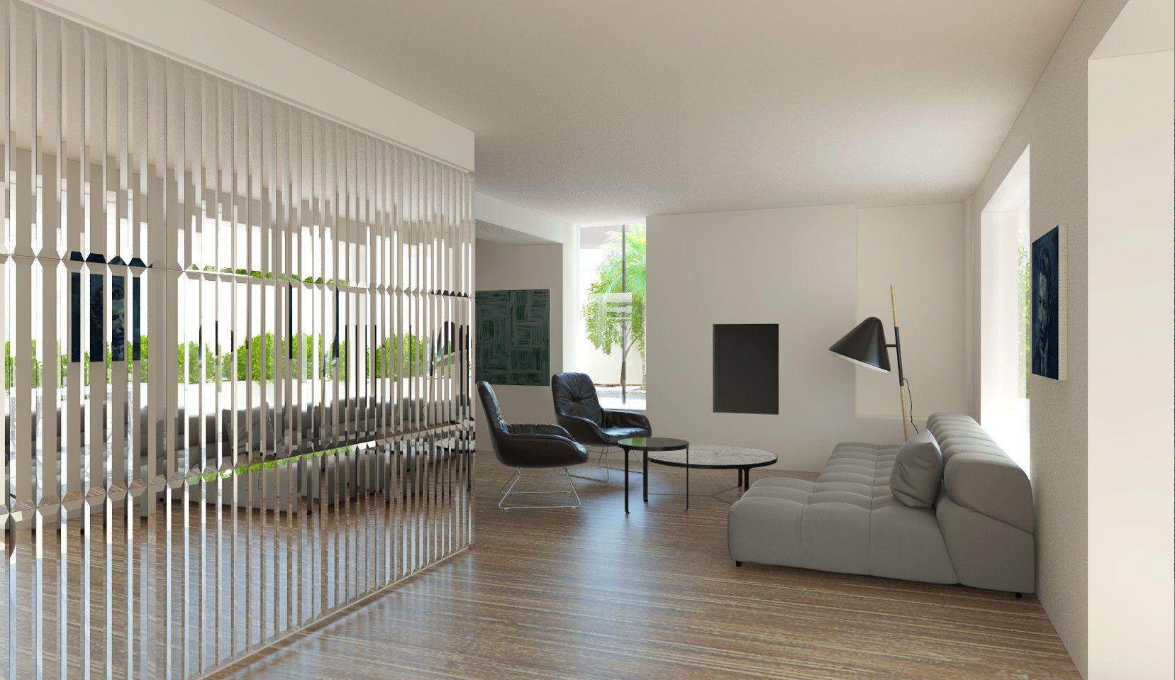 Small Rooms Living Residential Interior Design Hong Kong
