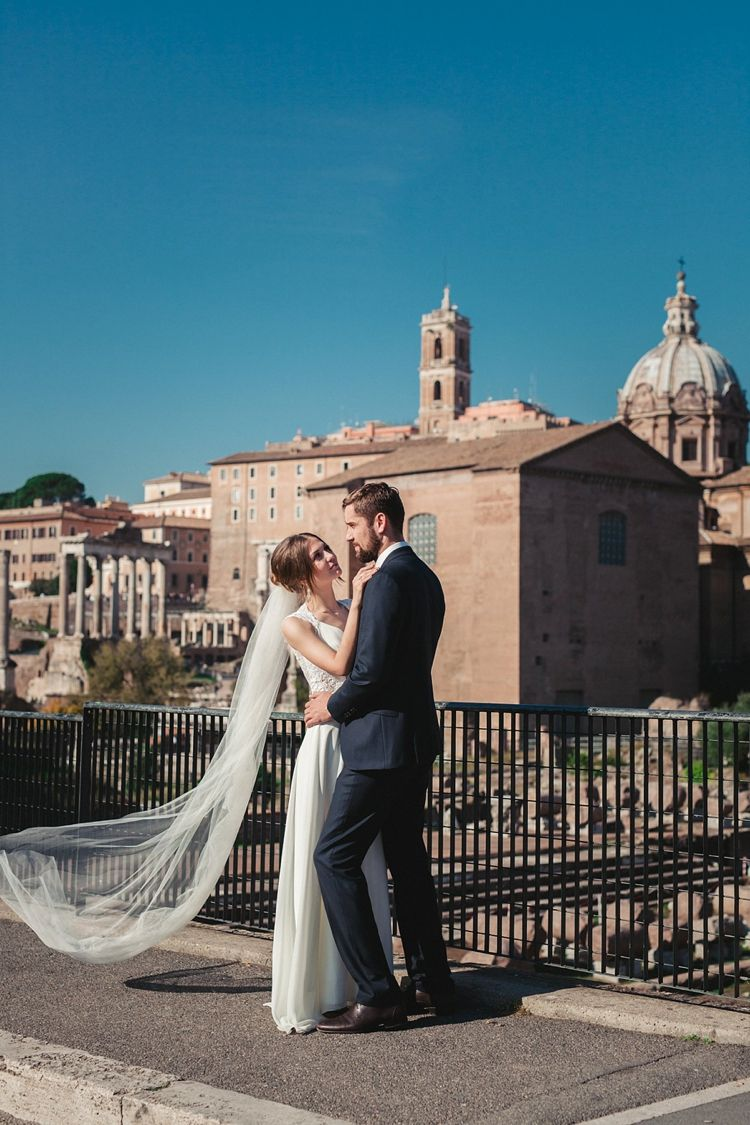Rome Colosseum Wedding Session | Weddings, Wedding and Destination ...