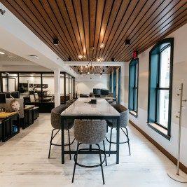 Bedrock nous dvoile ses nouveaux bureaux hyper designs