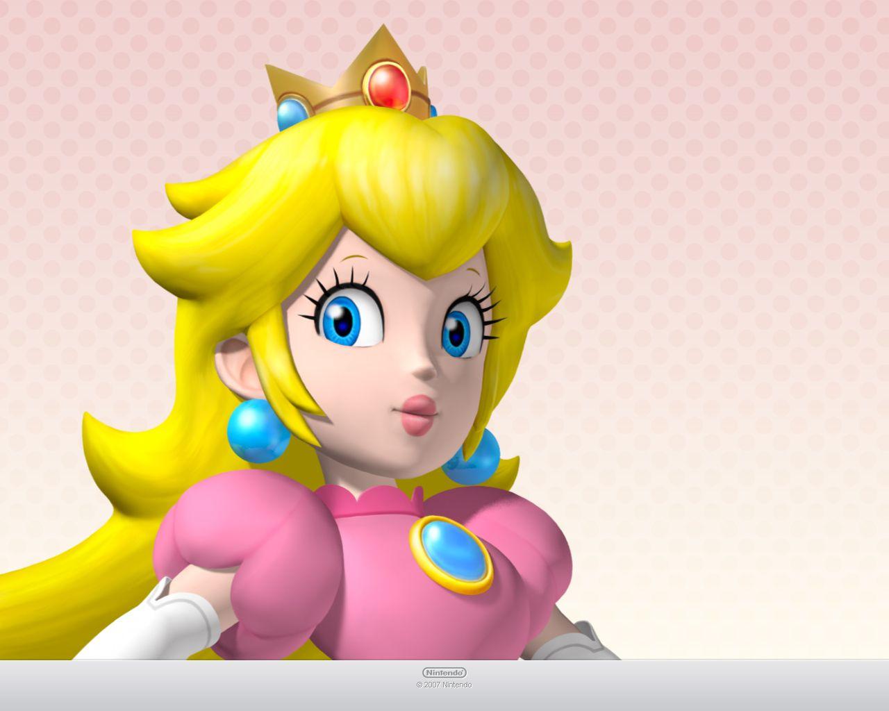 Princess Peach  Nintendo Wallpaper 25771035  Fanpop  Princess