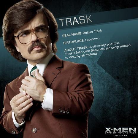 The Mutants Of X Men X Men Bolivar Trask Man Movies