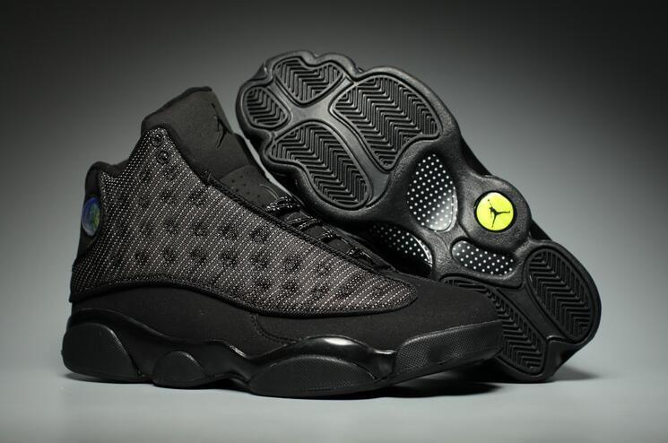 Air Jordan 13 Panther Running Footwear1