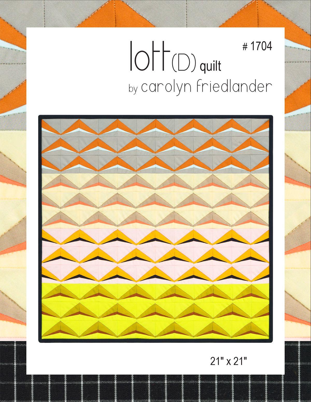 Lott D Quilt Pattern Pdf Download Quilt Patterns Foundation