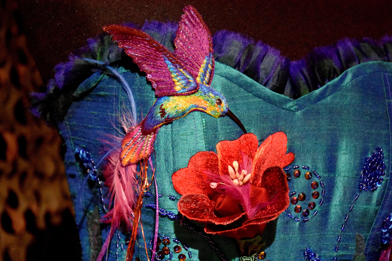 Luskan Faire Ensemble Pascal Jaouen Delphine Aubert Michel Costiou Ecole De Broderie D Art Quimper Pascal Jaouen Brodeuse Art