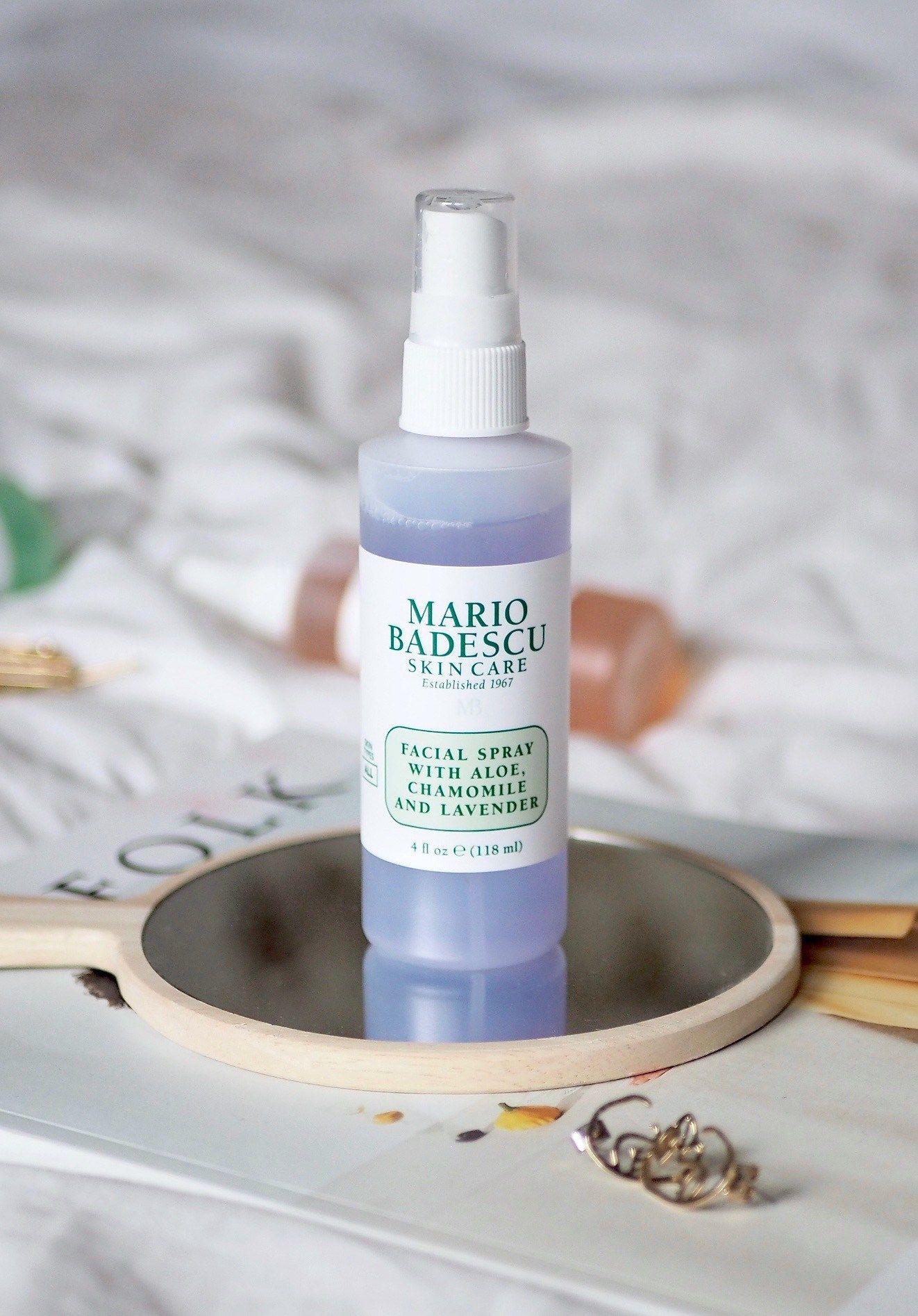 Mario Badescu Facial Spray Makeup Products Skin Care