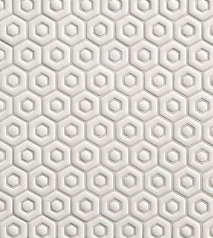 Hexagon Mosaic Tile // Tilt // Walker Zanger #timeless #classic #tile