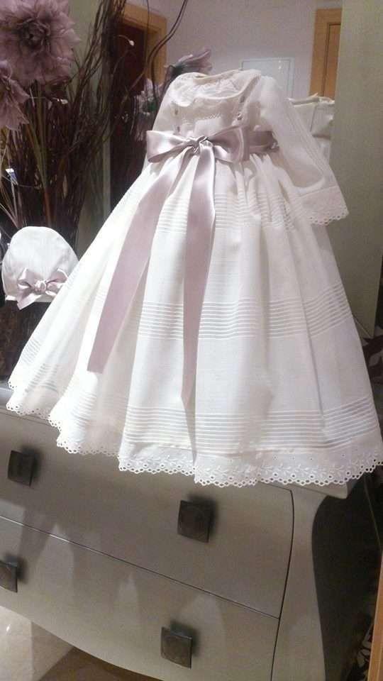 Vestidos para bautizo: ideas para niño y niña - Vestido de niña para ...
