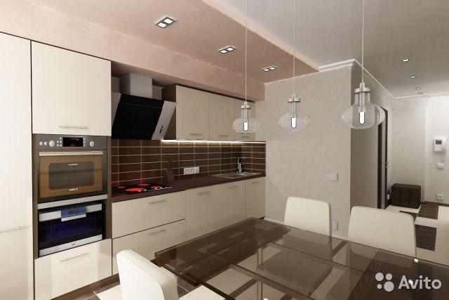 1-к квартира, 49 м², 8/10 эт. — фотография №2