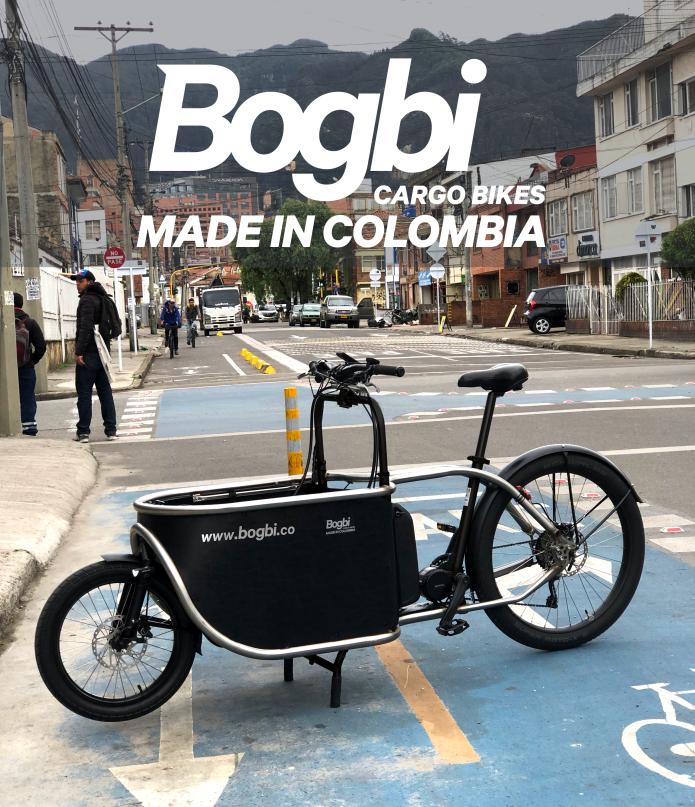 Bogbi Cargo Bike The Best Family Cargo Bike Indiegogo