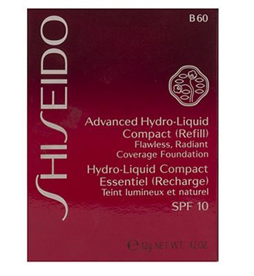 Shiseido Hydro Liquid Compact Foundation B40 144 Advantage card points. Shiseido Hydro Liquid Compact Found, B40 FREE Delivery on orders over 45 GBP. (Barcode EAN=0729238500679) http://www.MightGet.com/april-2017-1/shiseido-hydro-liquid-compact-foundation-b40.asp