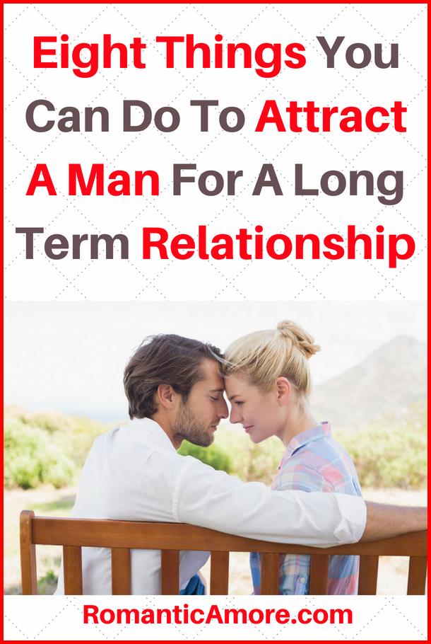 Long term relationship advice for men