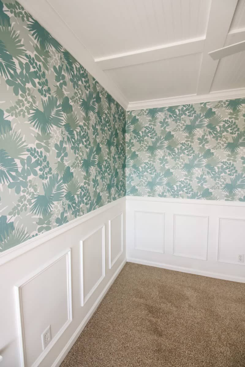 How To Hang Peel Stick Wallpaper Peel And Stick Wallpaper Peel N Stick Wallpaper Farm House Living Room