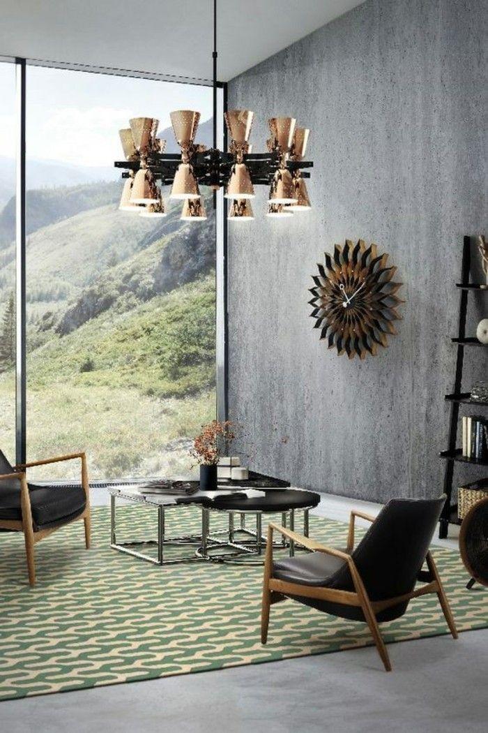 Vintage Möbel: 50er Jahre Stil Im Zeitgenössischen Konzept
