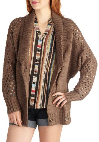 Snuggles for Days Cardigan, #ModCloth