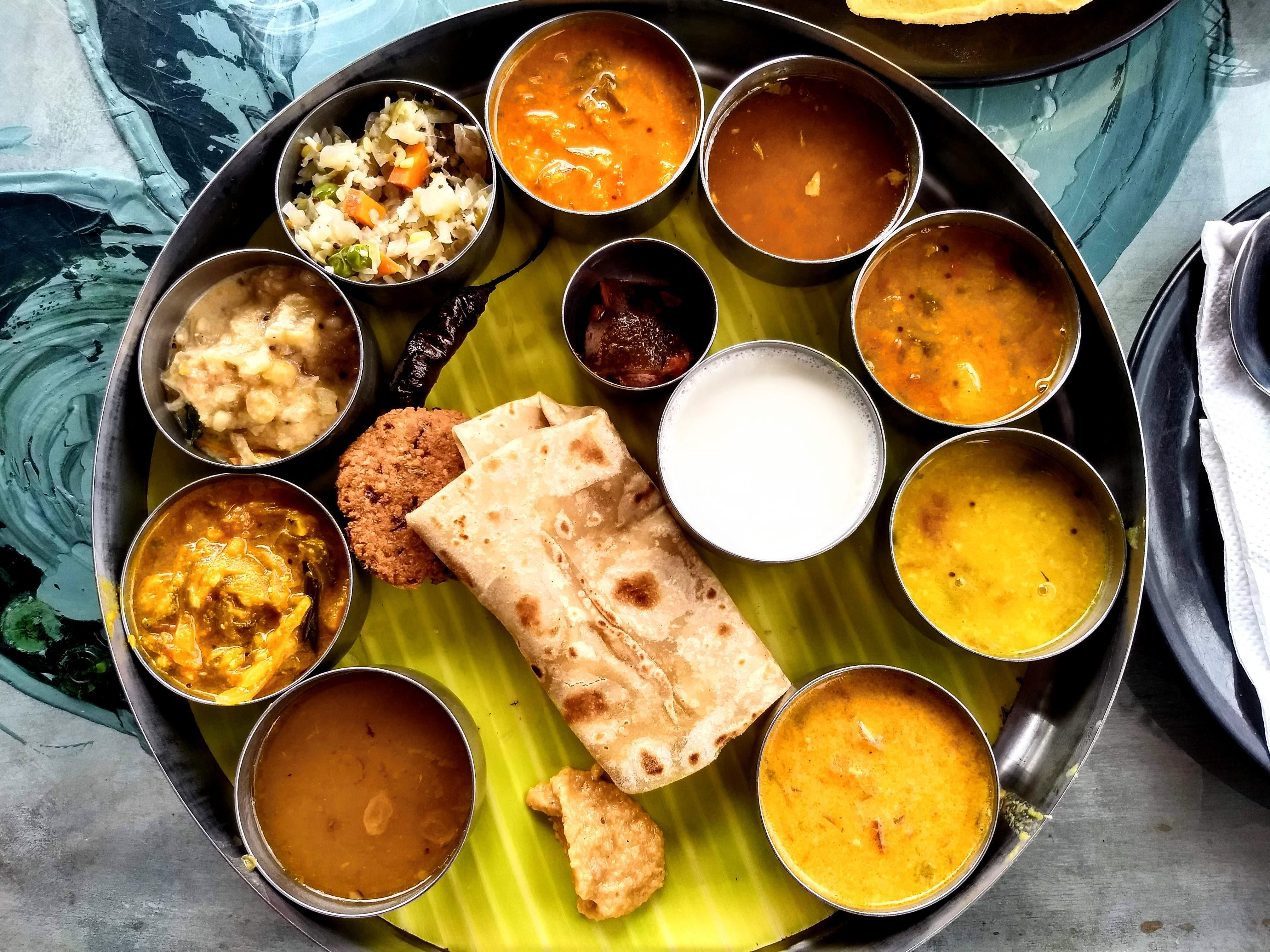 I Ate South Indian Thali South Indian Thali Indian Food
