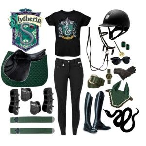 Slytherin Hunter Pace Tack Pinterest Equestrian Outfits Horse