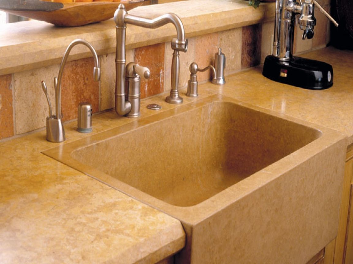 Make Your Own Kitchen Sink From Concrete. Make Your Own Concrete ...