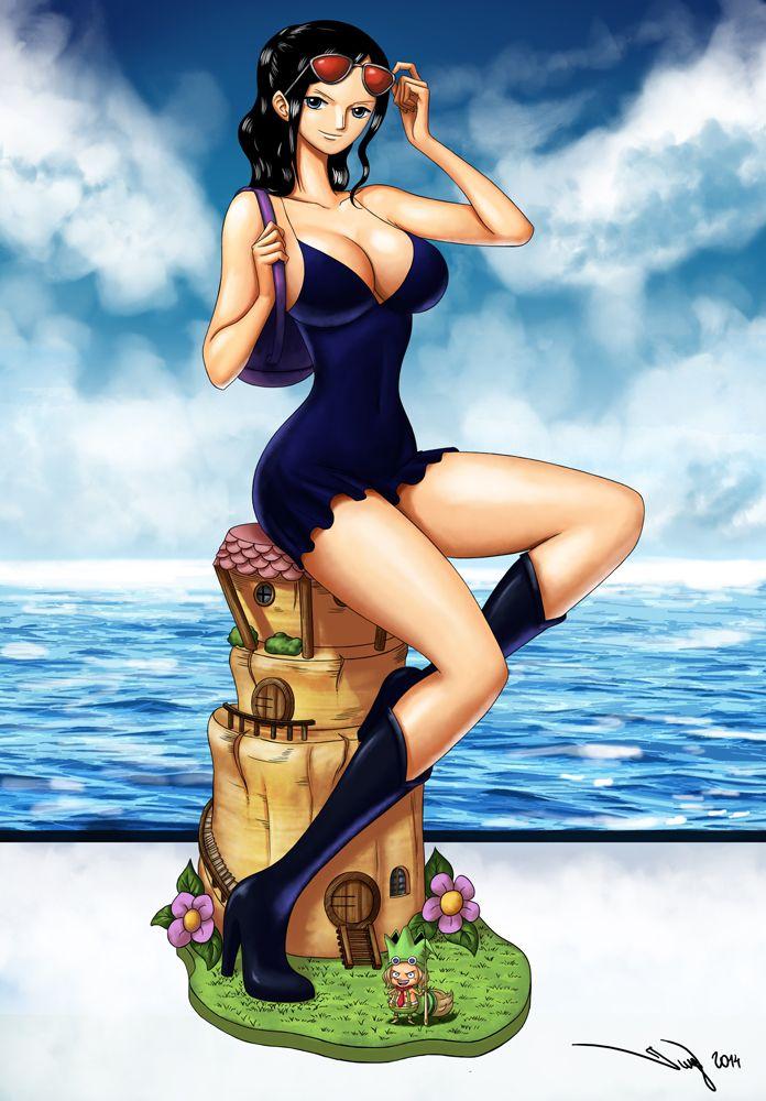 Pin On No Nico Robin No One Piece