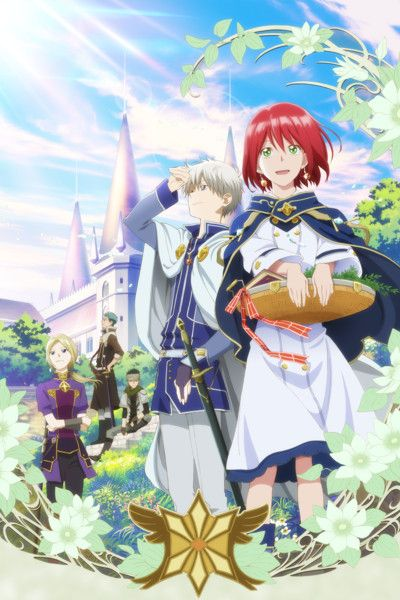 Watch Snow White With The Red Hair On Animelab Com Snow White With The Red Hair Anime Snow White