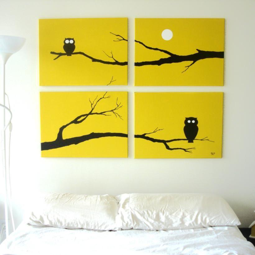 Ricky Colson Original Art & Design / Home | DIY | Pinterest | Owl ...