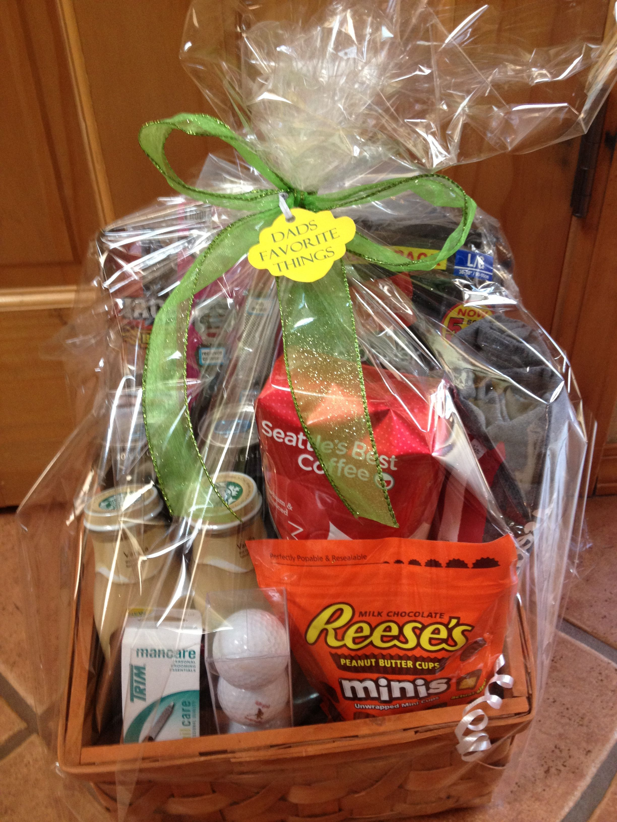 Pin By Janalynn Weir On Father S Day Gifts Tea Gifts Basket Favorite Things Gift
